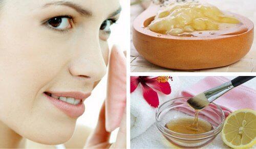 5 tratamentos naturais para rejuvenescer a pele em algumas semanas