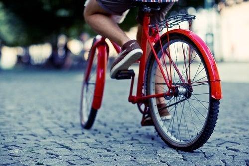 Andar de bicicleta para emagrecer