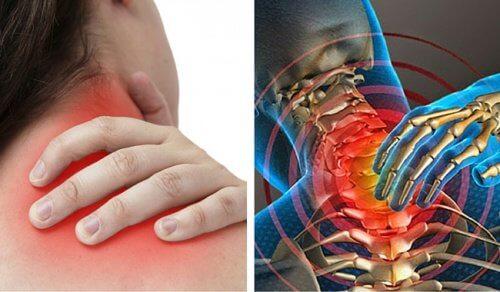 Causas da dor no pescoço