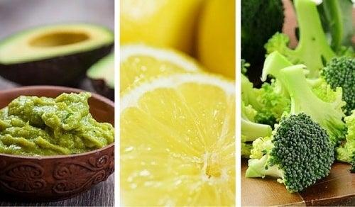Os 6 melhores alimentos alcalinos do planeta