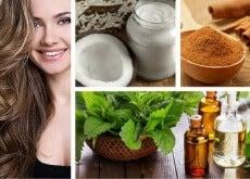 Remédio natural para o cabelo