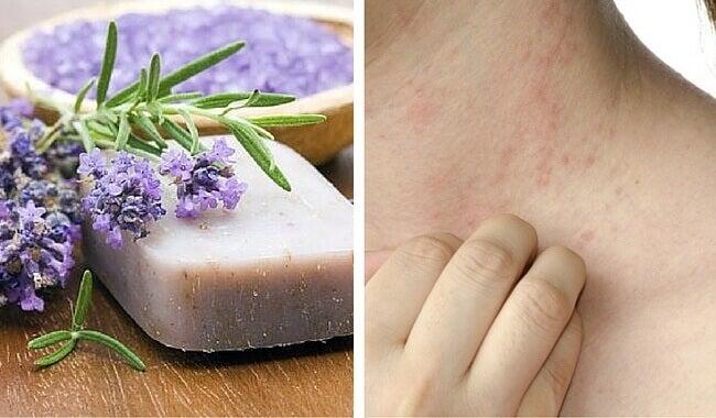 Sabonete caseiro especial para peles delicadas e com dermatite