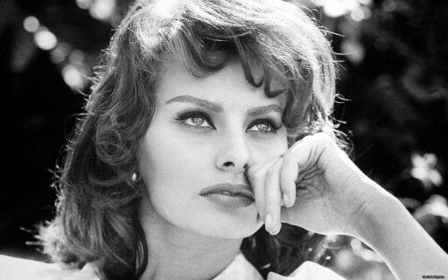 Sophia Loren jovem
