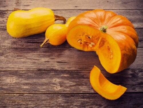 Benefícios da abóbora para a perda de peso
