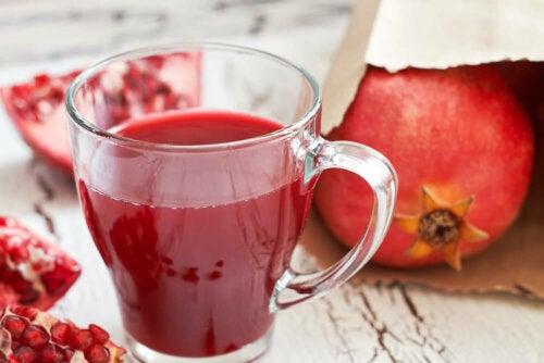 Bebida para artérias obstruídas
