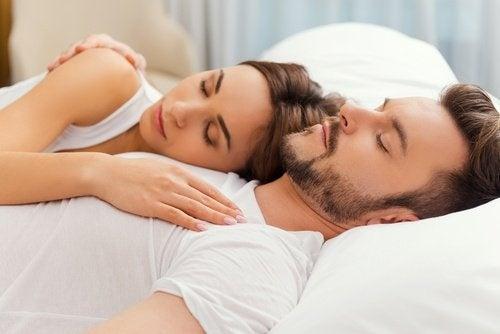 O sexo melhora a qualidade do sono
