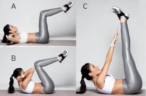 Com estas 6 práticas, você conseguirá fortalecer os abdominais e melhorar a flexibilidade