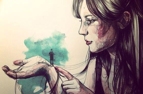 Menina que merece algo melhor