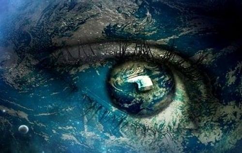 Quando o olhar é sincero, se transforma em uma ponte entre duas almas