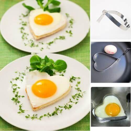 ovos no café da manhã