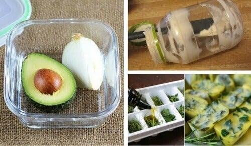 14 brilhantes truques de cozinha o ajudarão a evitar o desperdício de alimentos