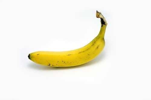 Banana com casca