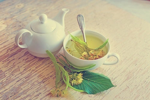 Chá de Tila para pressão baixa