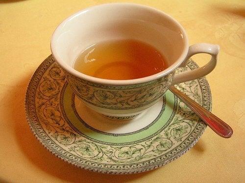Propriedades do chá de alecrim