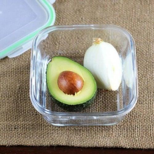 Evitar o desperdício do abacate