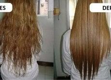 Prepare um creme caseiro para alisar o cabelo com ingredientes naturais