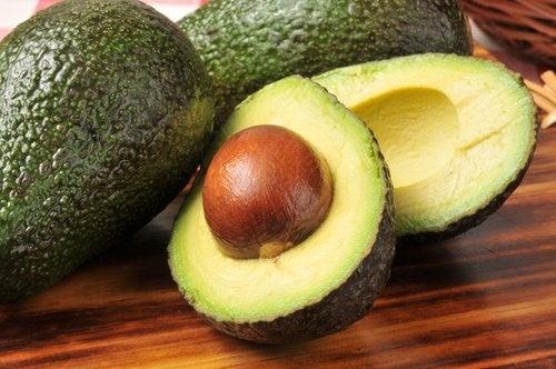 O abacate está entre as melhores frutas