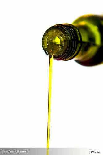 Usos do azeite de oliva para a prisão de ventre
