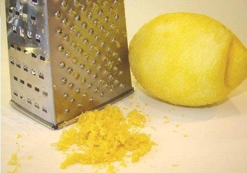 7 usos da casca de limão
