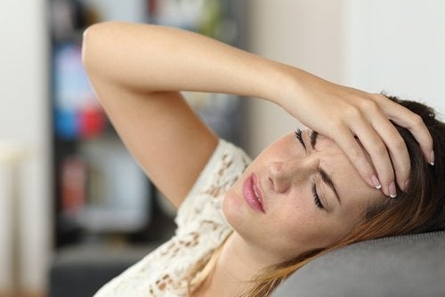 Dor de cabeça por causa da intolerância ao glúten