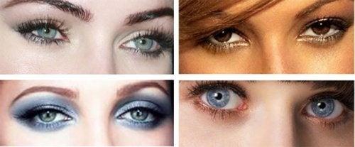 forma-olhos
