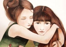 Uma irmã é mais que uma amiga