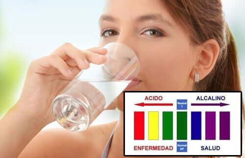 Água alcalina: quais são os seus benefícios?