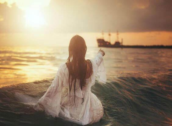 mulher-na-água