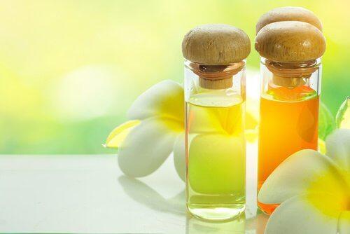óleo de rícino para os cílios