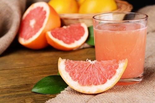 Fruta toranja