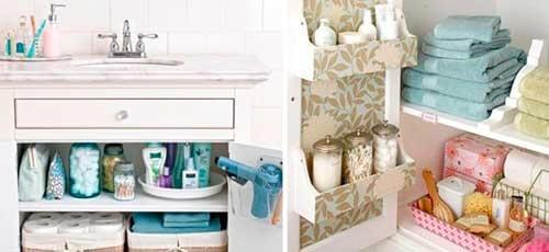 13 truques infalíveis para manter seu banheiro limpo e organizado