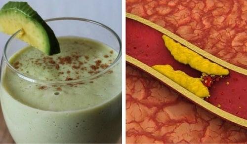 3 receitas de vitamina de abacate para reduzir o colesterol