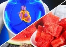 Os grandes benefícios da melancia