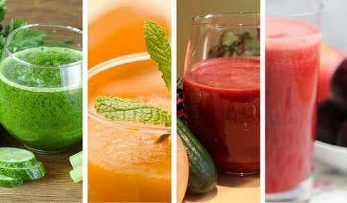 5 bebidas que otimizam a função hepática