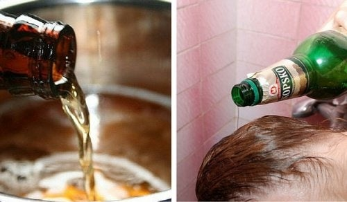Conheça 6 usos da cerveja para a beleza