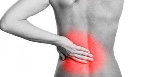 Como aliviar dores lombares naturalmente