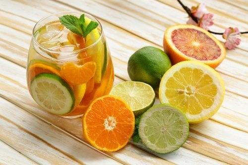 frutos citricos