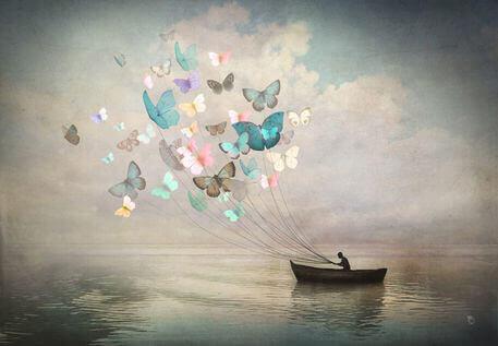 baloes-de-borboletas-representando-o-que-precisamos-deixar-ir
