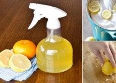 Como usar cítricos para limpar a casa