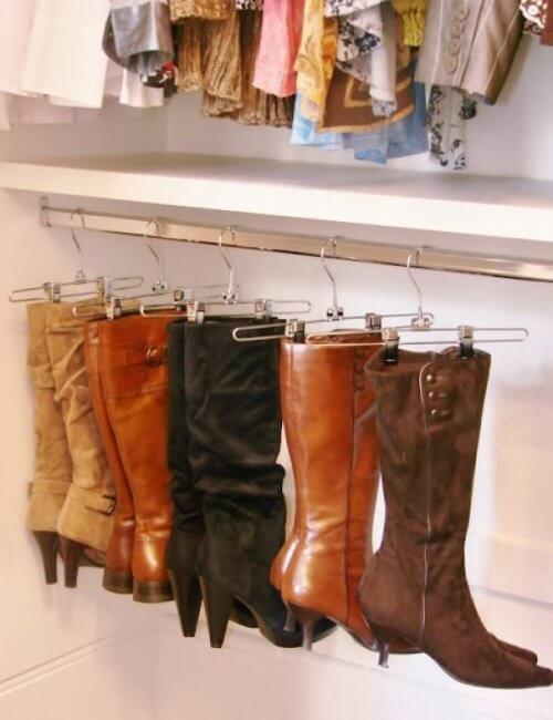 Organizador-botas