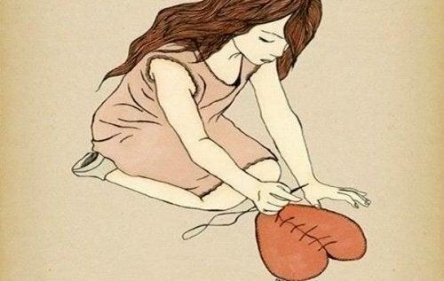 As agulhas do tempo nem sempre costuram nossas feridas