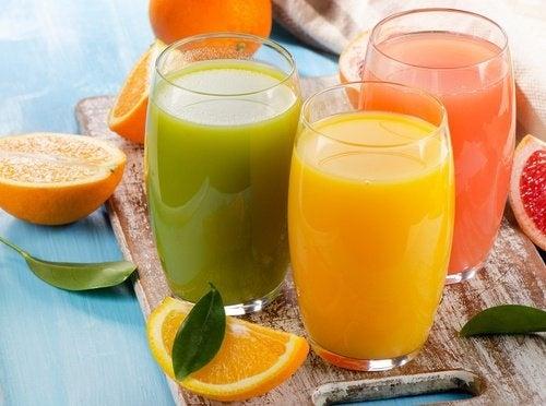 Benefícios de consumir cítricos no café da manhã