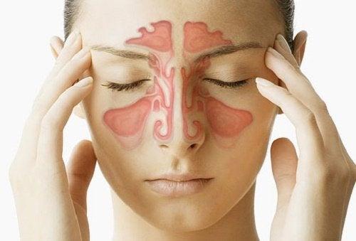 Descongestionar o nariz