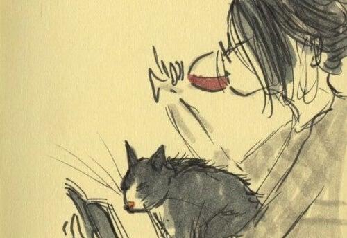 menina-bebendo-vinho-com-gato