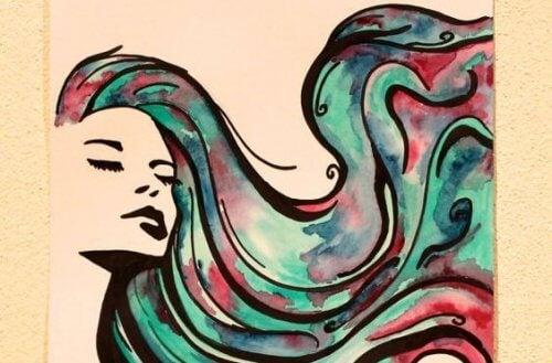 sorriso-mulher-com-cabelo-colorido