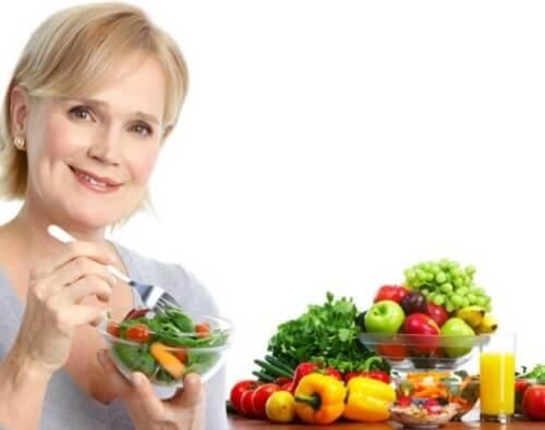 Hábitos alimentares aos 50 anos