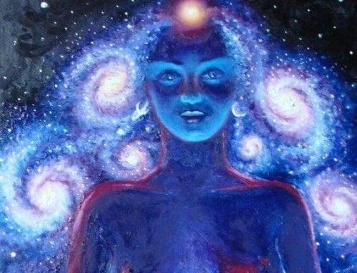 Mulher espiritual