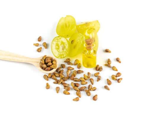 Benefícios da semente de uva para a saúde