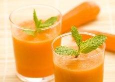 8 benefícios desconhecidos do suco de cenoura