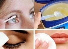 Conselhos para remover a maquiagem